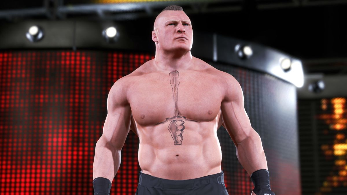 Who has made the WWE 2K20 roster?