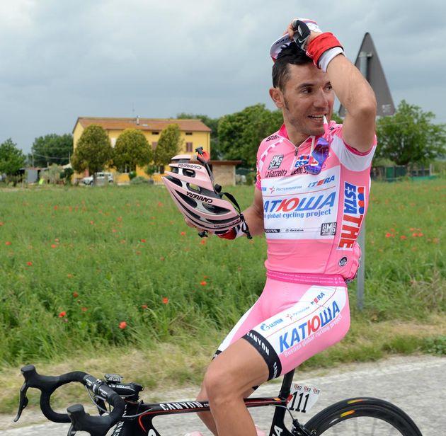 Joaquin Rodriguez, Giro d'Italia 2012, stage 11