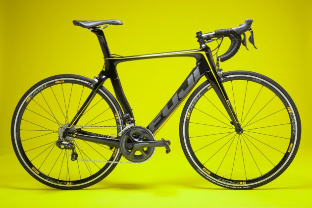 Bike of the Year Fuji Transonic