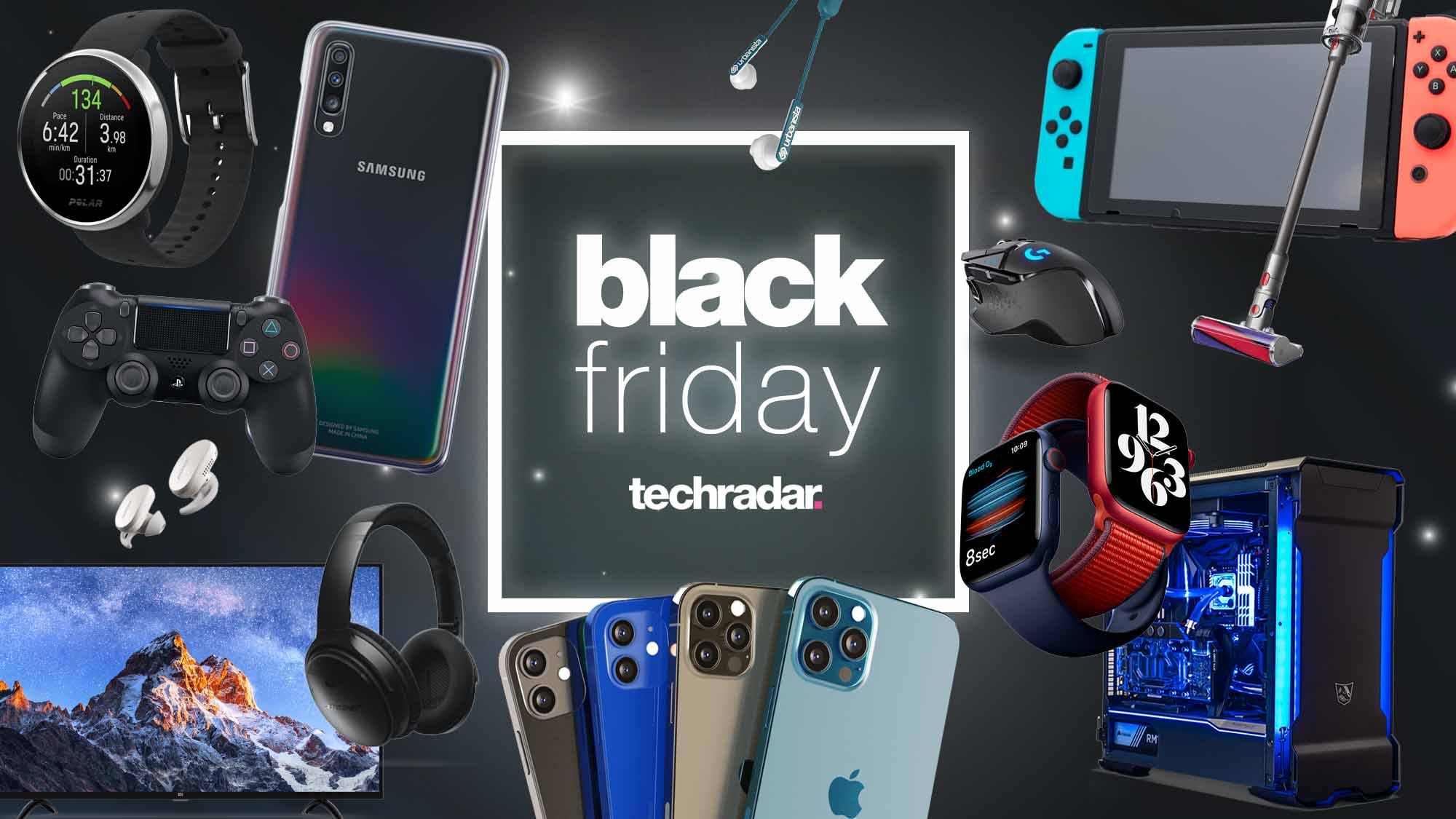 Biggest Deals Christmas Weekend 2021 Black Friday 2021 When It Is And The Deals We Expect To See Techradar