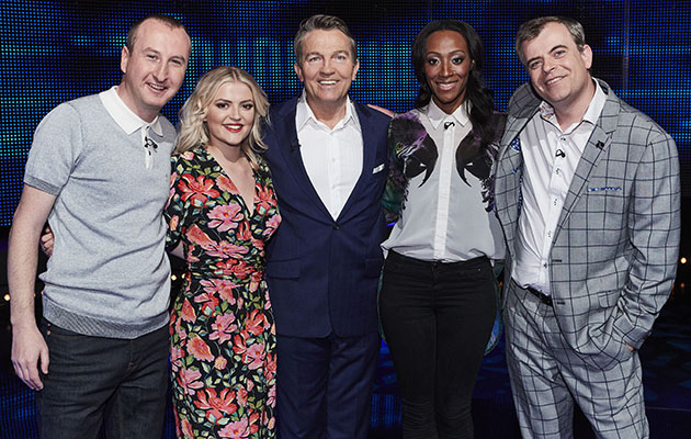 The Chase - Celeb Specials - July 2016 - RX3