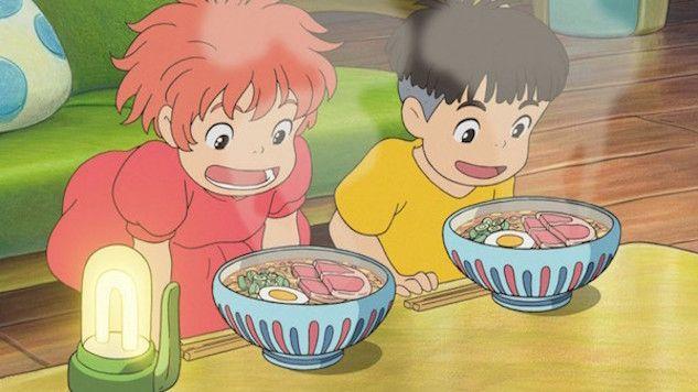 The tantalising secret behind Studio Ghibli's iconic food animation