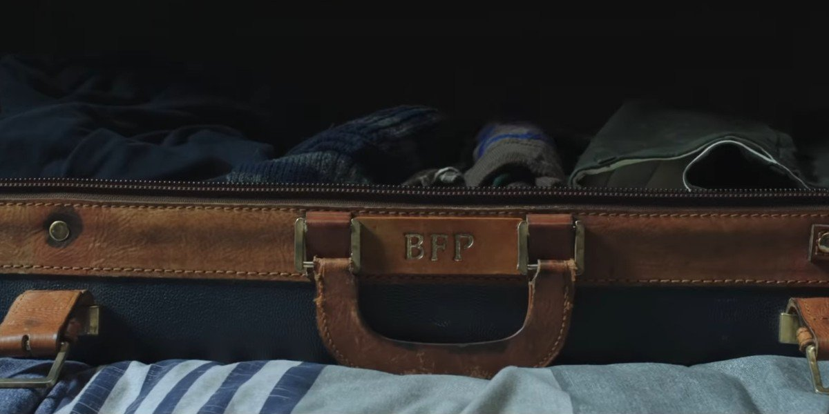 Uncle Ben's Suitcase - Spider-Man: Far From Home