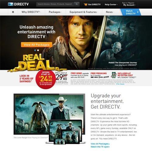 Direct Tv Internet Review >> Directv Review Pros Cons And Verdict Top Ten Reviews