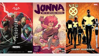 Comixology Unlimited July 2021