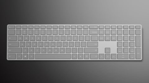 Microsoft Modern Keyboard with Fingerprint ID review | TechRadar