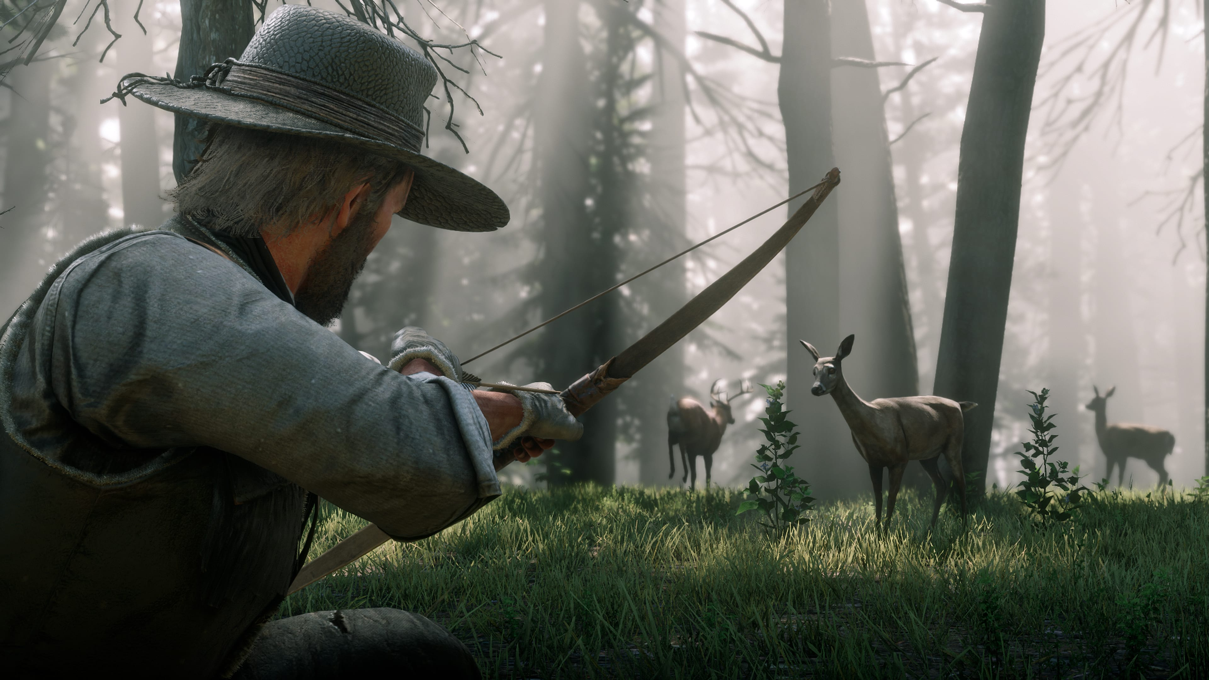 Red Dead Redemption 2 Legendary Animal locations, and how best to