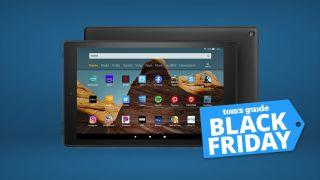 Amazon Fire HD 10 Black Friday deal