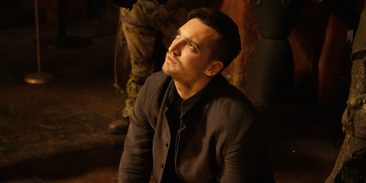 Why The 100's Richard Harmon Couldn't Believe How Murphy's Story Ends