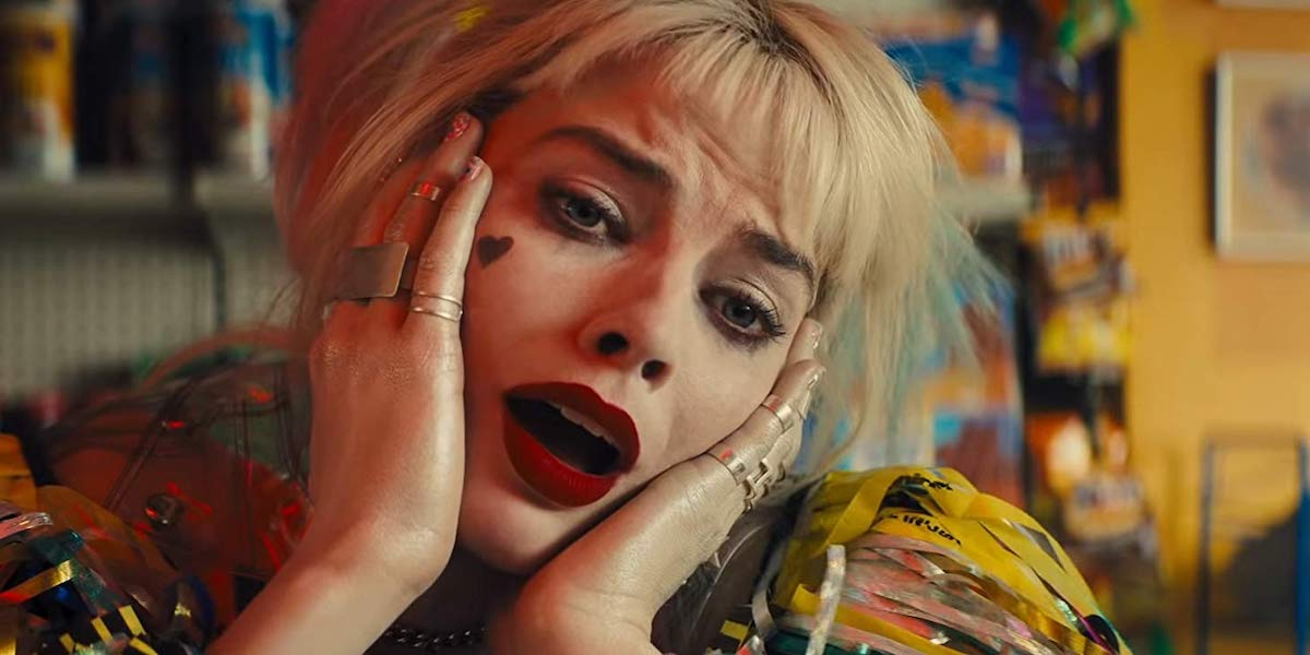Birds Of Prey S Margot Robbie Has A Hilarious Response To Joaquin Phoenix Joker Crossover Questions Cinemablend