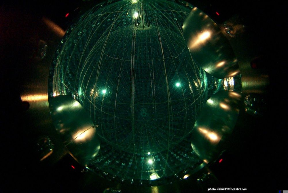 Scientists Now Have the Most Detailed Picture Yet of the Neutrino Factory Inside Our Sun