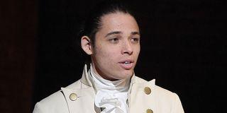 Anthony Ramos in Hamilton