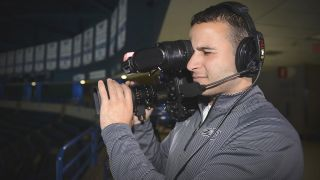 Hitachi Z-HD5000 Cameras Boost UMass Lowell's Live Production Capabilities