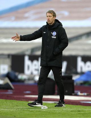 West Ham United v Brighton and Hove Albion – Premier League – London Stadium