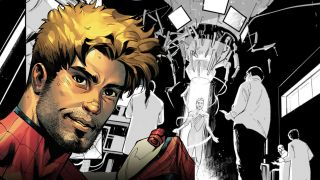 'Spider-Man Beyond' promo art mash-up