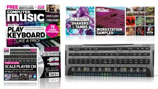 PLAY KEYBOARD LIKE A PRO – Computer Music issue 255 is out now
