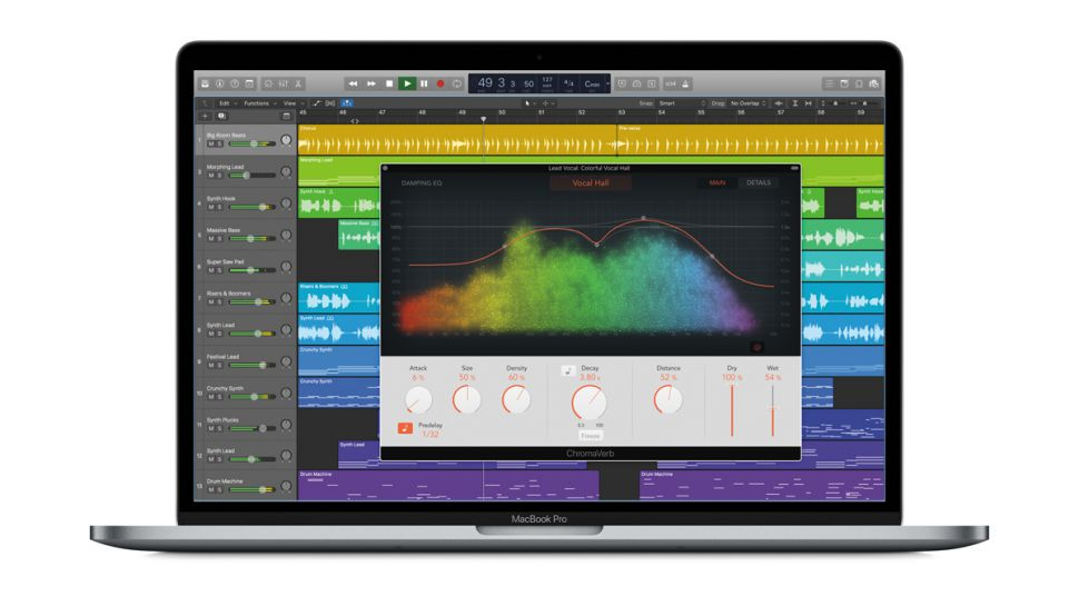 Rejoice! Logic Pro X 10 4 2 lets you move your Sound Library to an