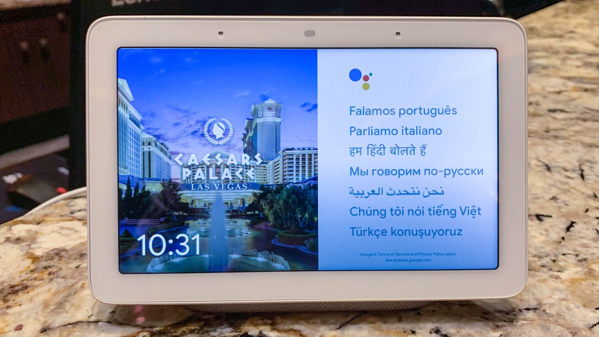 English To Italian Translator Google: Google Assistant's Interpreter Mode Is A World-changing
