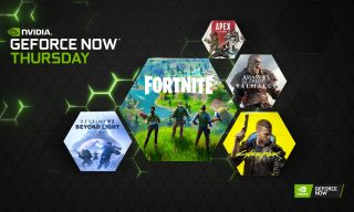 GeForce Now Thursday promotional graphic
