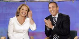 Katie Couric Finally Addressed The Matt Lauer Allegations