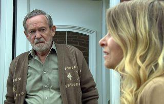 Charity Dingle visits her dad Obadiah