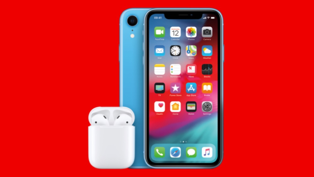 Virgin Mobile wants to give you free Apple AirPods with your