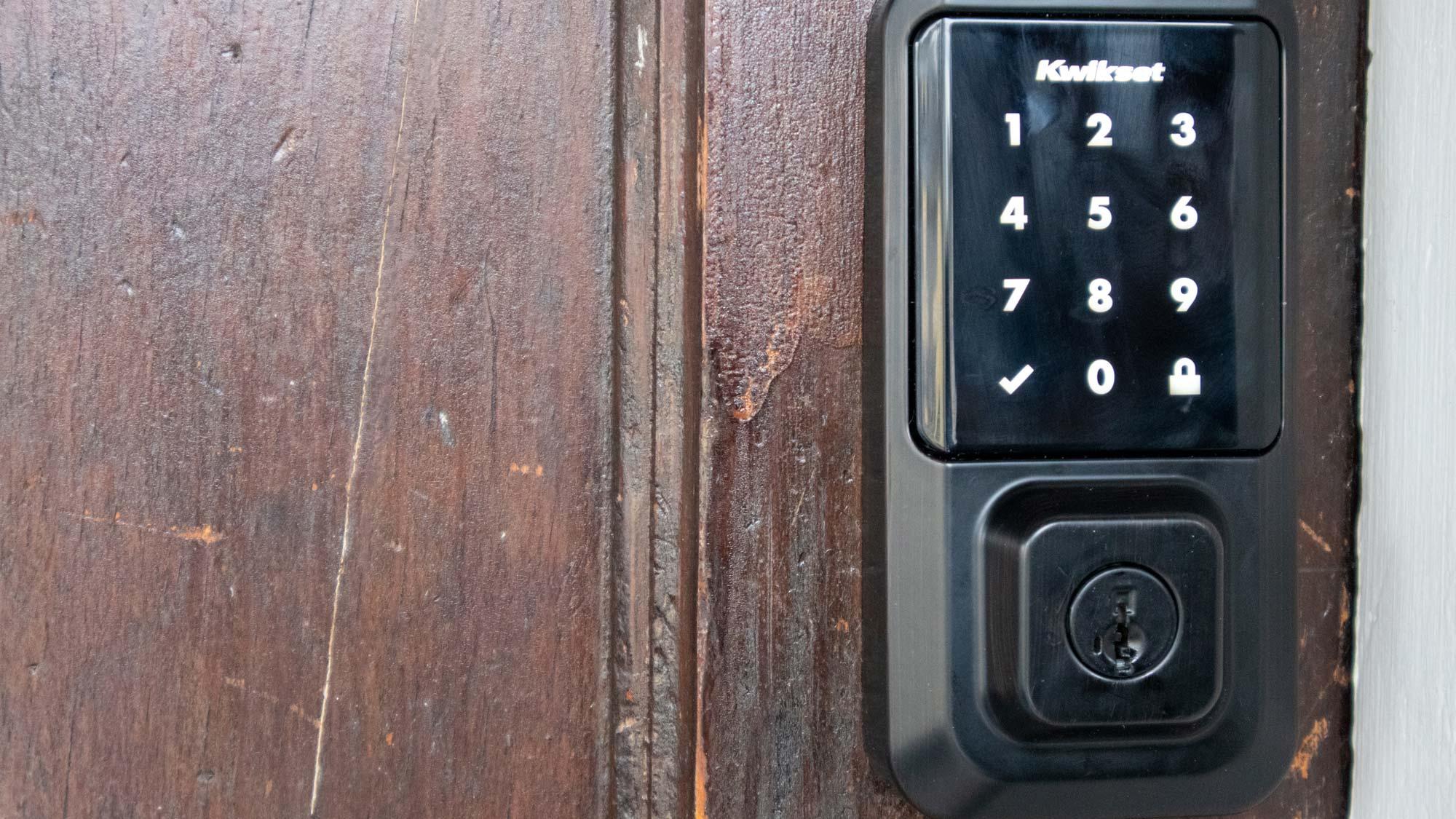 Best smart lock: Kwikset Halo
