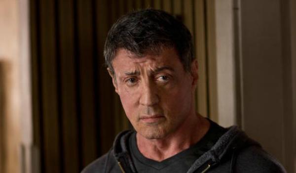 Sylvester Stallone upset