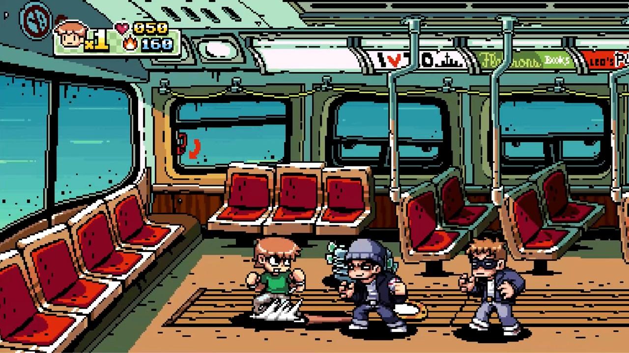 best Nintendo Switch games: Scott Pilgrim vs. The World: The Game - Complete Edition