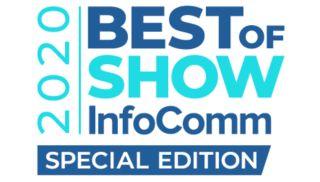 InfoComm 2020 Best of Show Awards