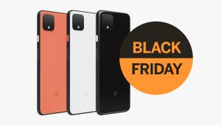 Get the Google Pixel 4 64GB with 20GB of data for £29/mo in Black Friday deal