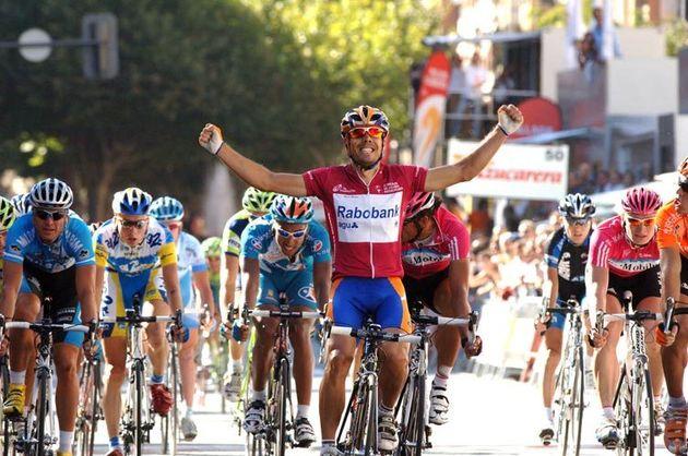 Oscar Freire Tour of Spain 2007 stage 6