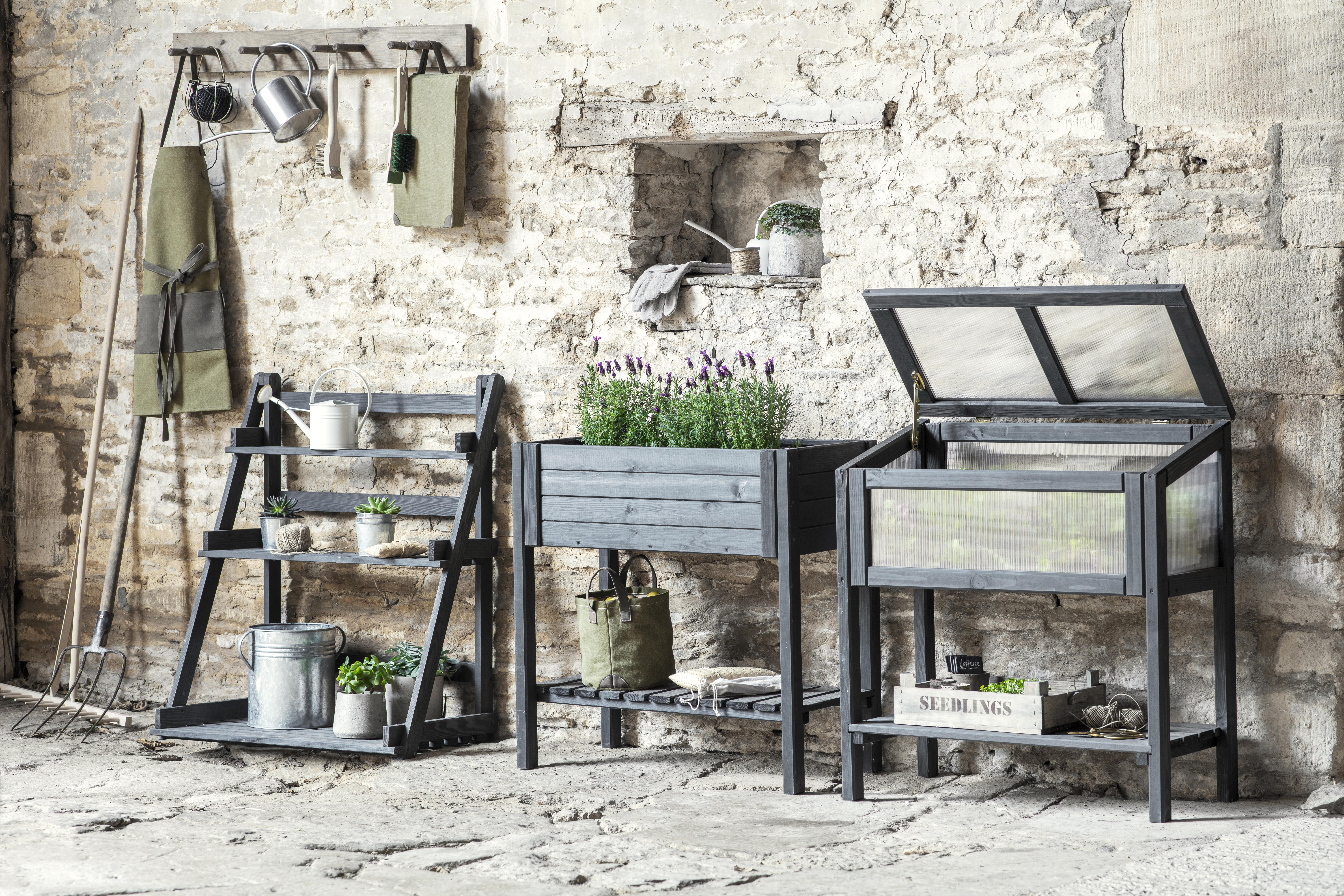 Garden Storage 15 Space Saving Ideas That Aren T Sheds Real Homes