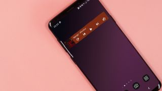 YouTube Music widget