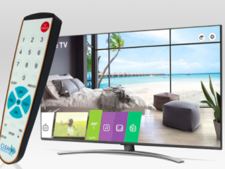 LG Clean Remote Bundle