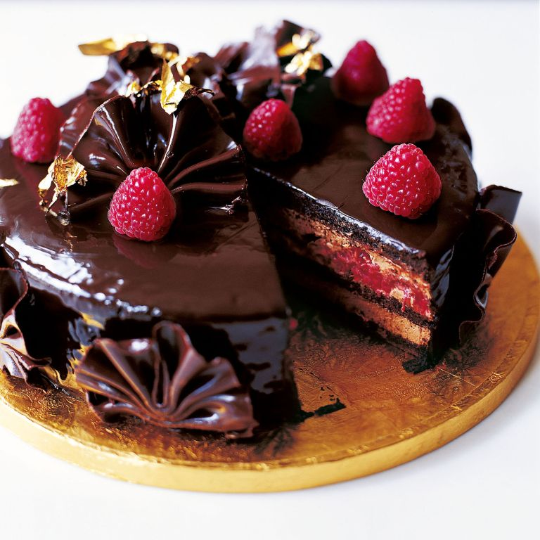 Glamorous Chocolate Cake Recipe-Chocolate recipes-recipe ideas-new recipes-woman and home