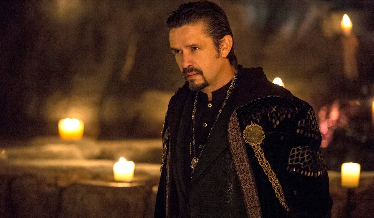 Ra's Al Ghul Matt Nable Arrow