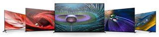 Sony Bravia XR CES 2021 lineup