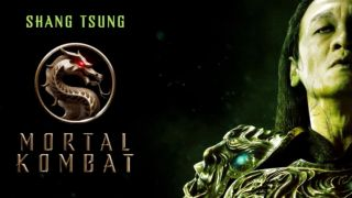 Shang Tsung in Mortal Kombat 2021
