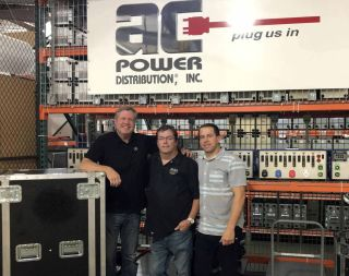 ACT Lighting Acquires AC Power Distribution
