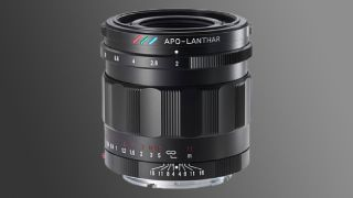 Sony gets exclusive Voigtländer 50mm f/2 APO-Lanthar 20th anniversary lens