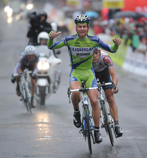 Peter Sagan, Tour de Romandie 2010 stage 4
