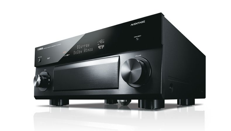 Yamaha's new Aventage AV receivers support Dolby Atmos, Dolby Vision