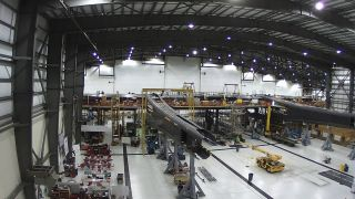 Building Stratolaunch's Carrier Plane