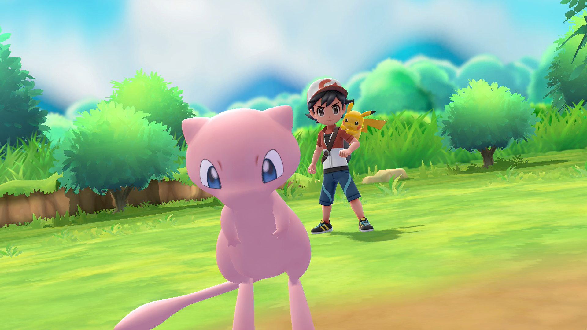 So fängst du Mew oder Mewtu in Pokémon Go