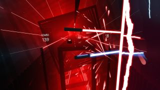 Beat Saber VR gets 360-degree play, but only for Oculus
