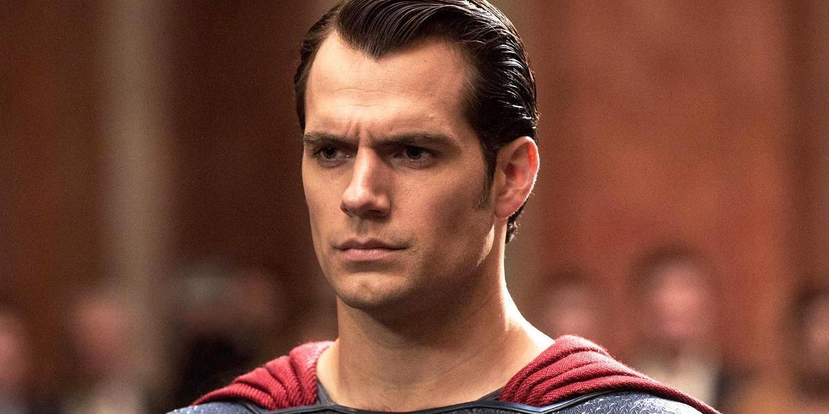 Superman in court in Batman v Superman