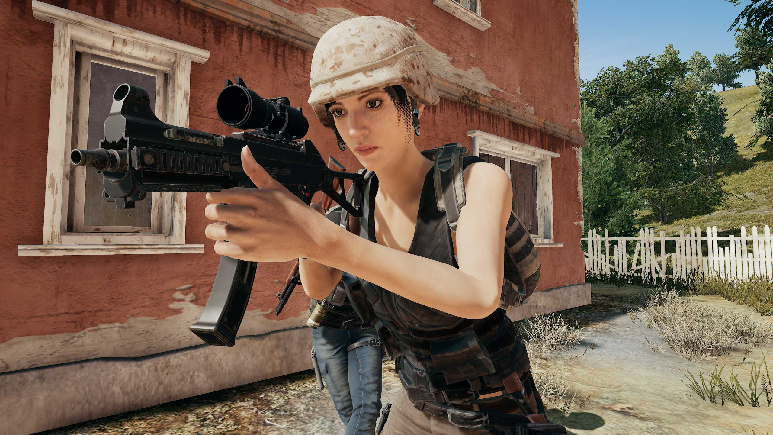 PlayerUnknown's Battlegrounds review | PC Gamer