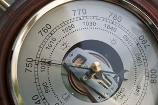 atmospheric pressure, barometric pressure, barometer