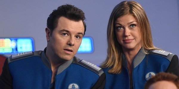 How Seth McFarlane's The Orville Has Been Similar To The Simpsons And Family Guy
